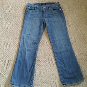 Seven For All Mankind Size 8 Bootcut Jeans